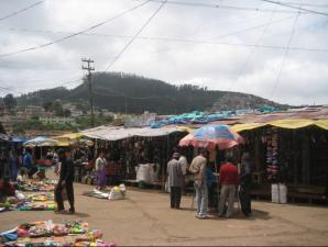 Main Bazaar, Ooty