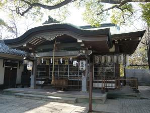 Sanko Shrine, Osaka