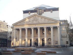 La Monnaie, Brussels