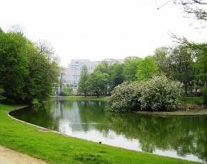 Leopold Park, Brussels