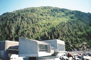 Begich Boggs Visitor Center, Anchorage