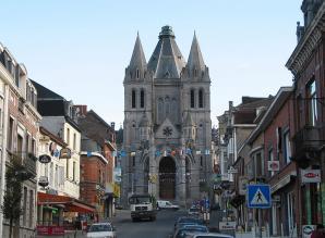 Basilique Notre Dame De Bon Secours, Brussels