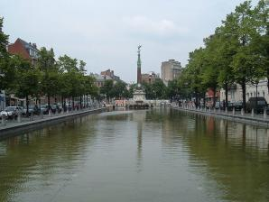 Quai Au Bois A Bruler, Brussels