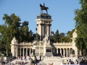 Monumento A Alfonso Xii, Madrid