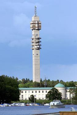 Kaknastornet, Stockholm