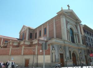 Jesus De Medinaceli, Madrid