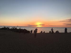 Fort Derussy Beach Park, Honolulu