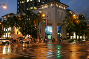 Royal Hawaiian Center, Honolulu