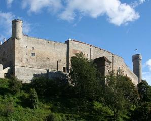 Toompea Hill And Castle, Tallinn