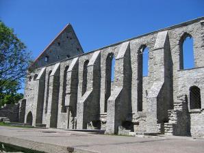 Pirita Klooster, Tallinn