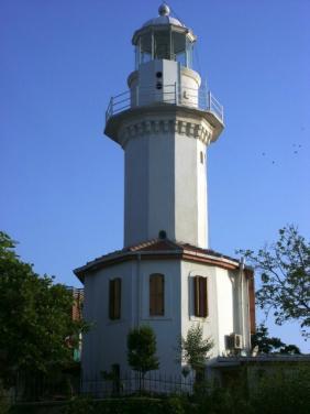 Inceburun Lighthouse, Sinop