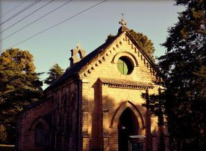 St. Mary's Church, Lansdowne