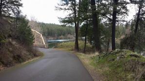 Centennial Trail, Spokane