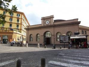 Funicolare Di Chiaia, Naples