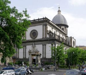 Santa Caterina A Formiello, Naples