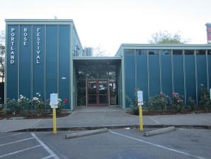 Portland Visitors Information Center, Portland