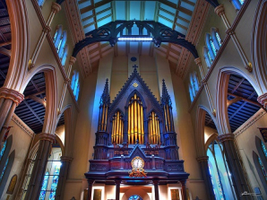 The Cathedral Church Of St. James, Toronto