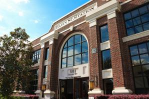 Basin St. Station, New Orleans