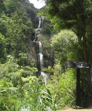 Kitekite Falls, Auckland