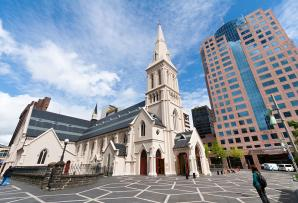 Saint Patrick's Cathedral, Auckland