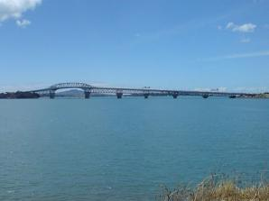 Auckland Harbour Bridge, Auckland