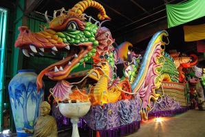 Mardi Gras World Or Festival, New Orleans