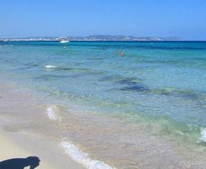 Platja Des Cavallet, Ibiza