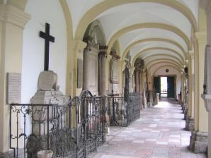 St Sebastian's Cemetery, Salzburg