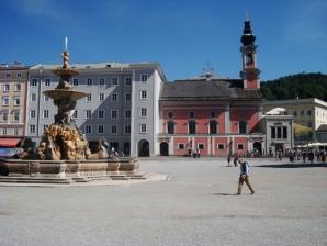 Residenzplatz, Salzburg