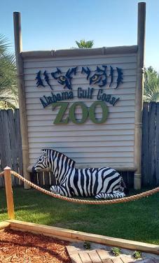 Alabama Gulf Coast Zoo, Gulf Shores