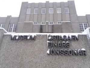 The Einar Jonsson Museum, Reykjavik