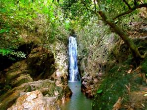 Bang Pae Waterfall, Phuket