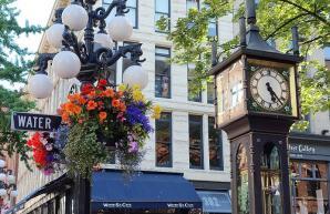 Vancouver Steam Clock, Vancouver