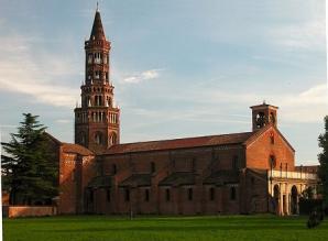 Chiaravalle Abbey, Milan