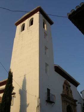 Iglesia De San Miguel Bajo, Granada