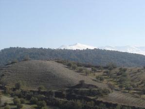 Sierra De Huetor, Granada