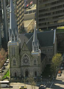 Holy Rosary Cathedral, Vancouver
