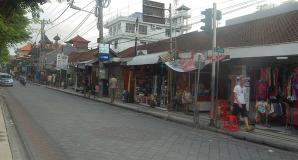 Legian Street, Bali
