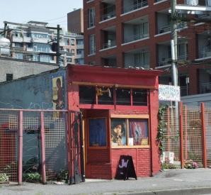 Jimi Hendrix Shrine, Vancouver