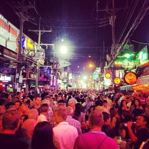 Thanon Bangla, Phuket