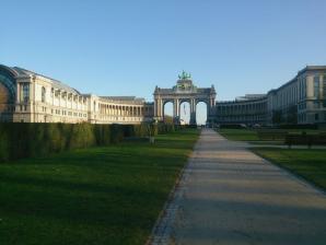 Cinquantenaire, Brussels