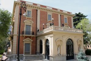 Museo Lazaro Galdiano, Madrid