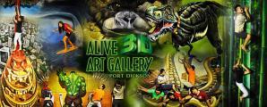 Alive 3d Art Gallery, Port Dickson