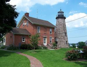 Charlotte Genesee Lighthouse, Rochester