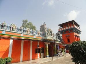 Karmanghat Hanuman Temple, Hyderabad