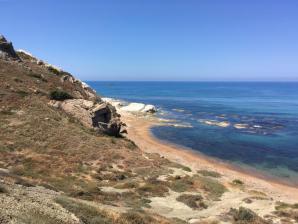 Spiaggia Di Punta Bianca, Agrigento