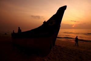 Thiruvanmiyur Beach, Chennai
