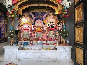 Iskcon - Sri Sri Radha Madanmohan Mandir, Hyderabad