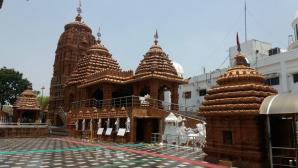 Puri Jagannath Temple, Hyderabad