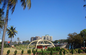 Tank Bund At Hussain Sagar, Hyderabad